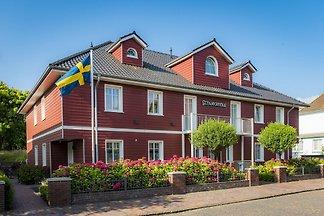 Schwedenhus 1, exklusive Wohnung für 12...