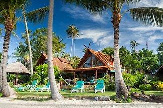 Al`s Ferienhaus direkt am Strand