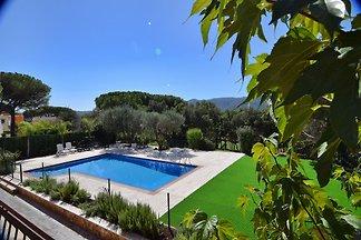 Vakantiehuis Ontspannende vakantie Santa Cristina d'Aro