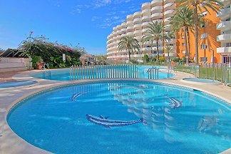 Holiday flat, Marbella