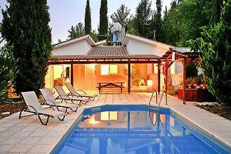Villa, Miliou inklusive Mietwagen