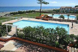 Residence Cala Bianca, Borgo-Plage