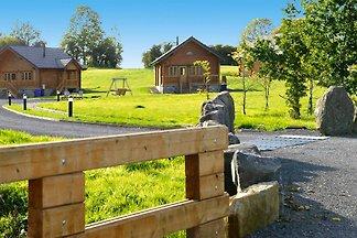 Maisons en rondins, Knockvicar