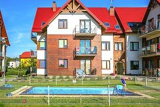 Holiday flat, Jastrzebia Gora