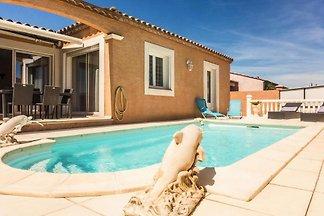 Holiday home, Sallèles-d'Aude