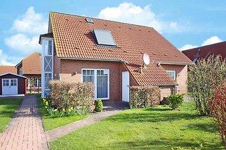 Semi-detached house, Neßmersiel