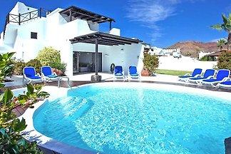 Osrodek wczasowy Villas Kamezi, Playa Blanca