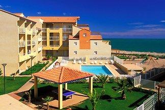 Residence Alizéa Beach, Valras-Plage