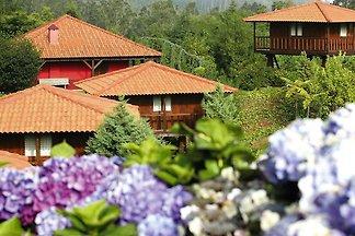 Ferienhäuser Quinta das Eiras, Santo da Serra