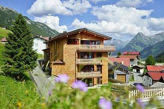 Appartementenhuis Residenz Tirol, Warth am...