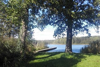 Bungalow am Byhlener See -Spreewald