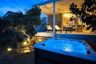 BUQEZ ECO RESORT - Strand Villa 81