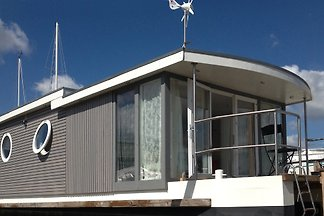 Eco Hausboot Habitide / Ferienhaus
