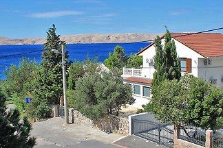 House Petra on the beach- sea