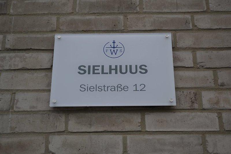 Schild Sielhuus