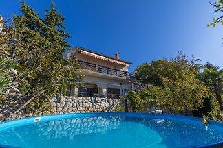 Ferienhaus mit Pool Dario