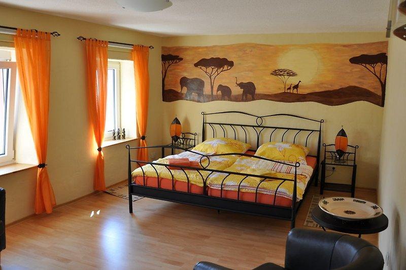 Afrika-Zimmer