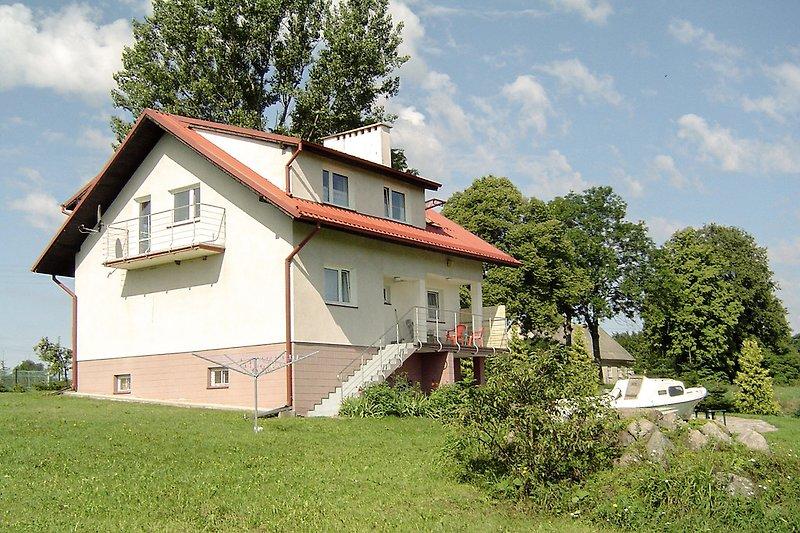 Ferienhaus am Szymonka See