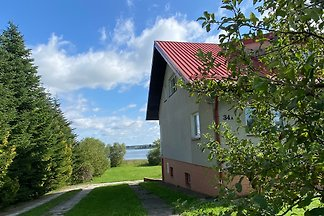 Haus am See + eigener Steg
