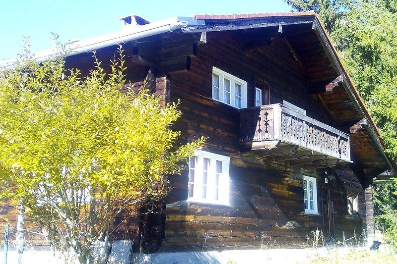 Haus Zugspitzseite