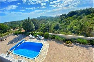 Villa Viktoria mit super Meerblick