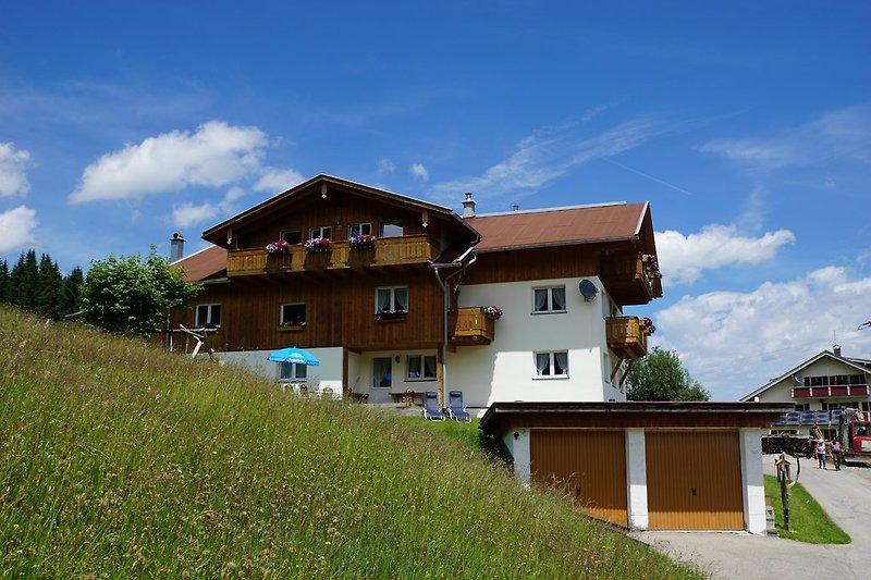 Haus Schuster Sommer