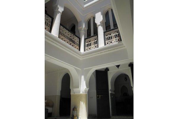 Riad Malaika in Marrakech città - immagine 1