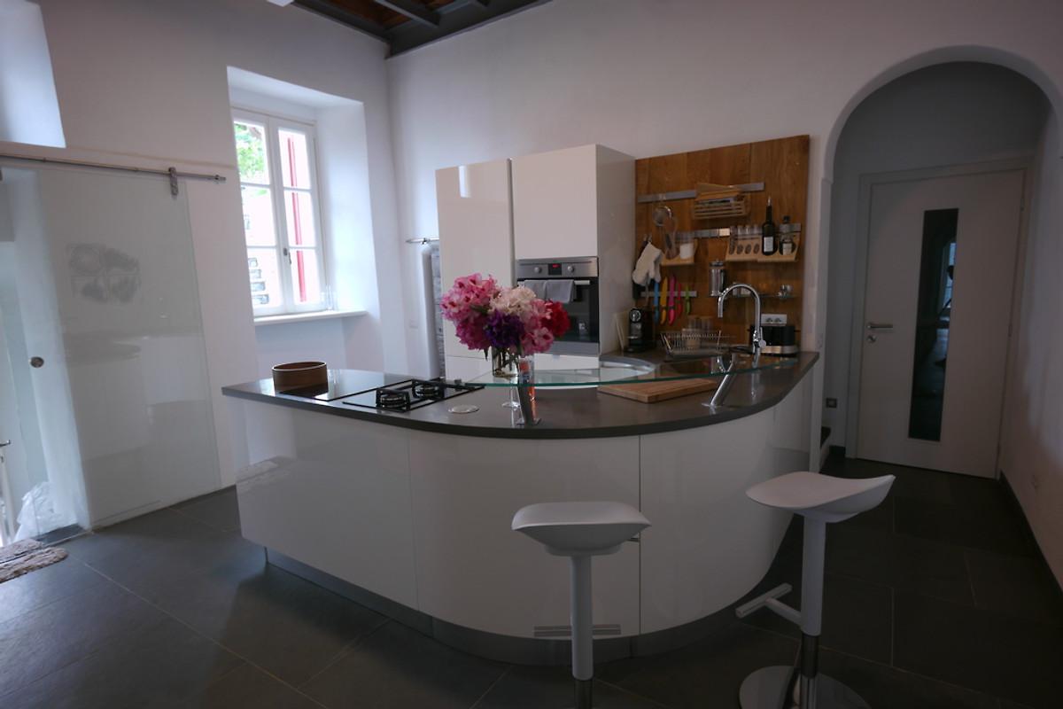 casa vecchio di parroco ferienhaus in semnago san martino mieten. Black Bedroom Furniture Sets. Home Design Ideas