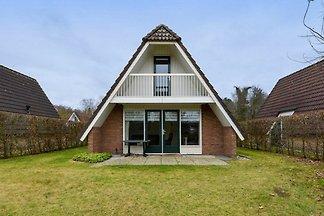 Zespersoons vakantiehuis Vlagtwedde