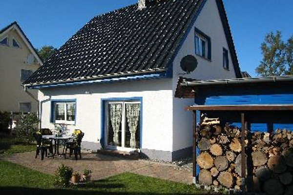 Maison de vacances: maison Wolf  à Wiek - Image 1