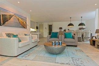 Appartement dicht bij strand & dorp