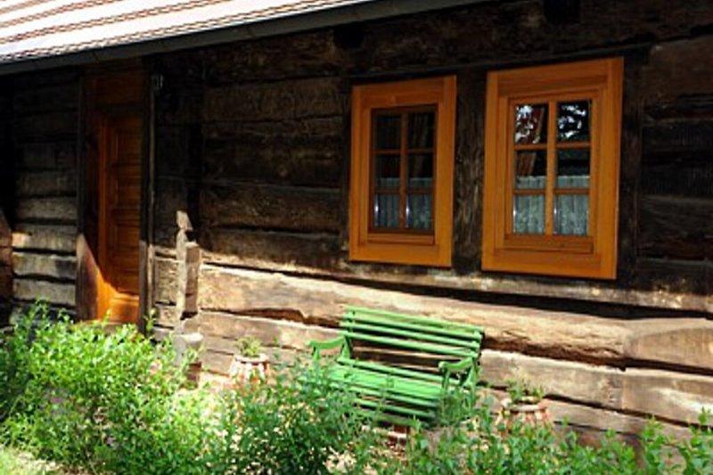 Ferienhaus im Spreewald in Burg Bank am Haus