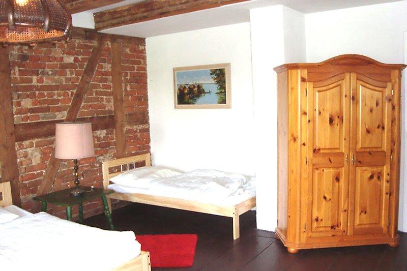 Ferienhaus im Spreewald in Golßen Gersdorf Betten auch auseinander stellbar
