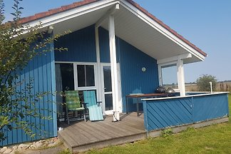 Ostsee Ferienhaus Feldblick, Wald,S