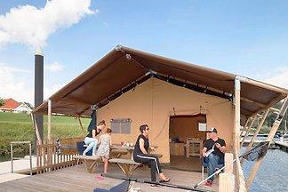 Aqua-Glamping-Hütte 6 Personen
