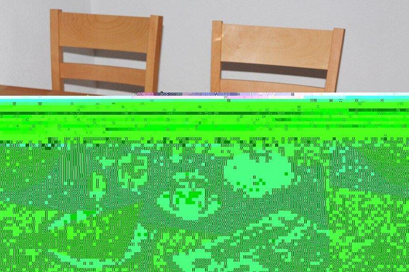 Frühstückstisch Wohnzimmer