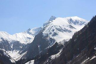 Ferienwohnung mit freiem Bergblick
