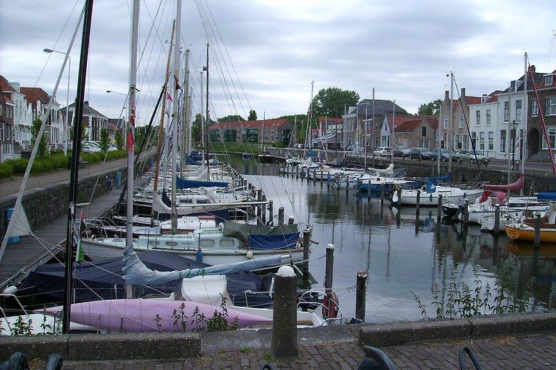 Hafen in Brouwershaven