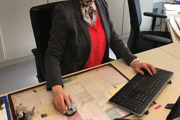Frau A. Funck