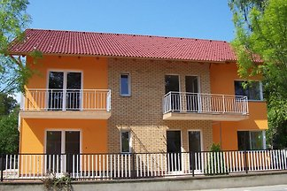 Holiday flat family holiday Siofok