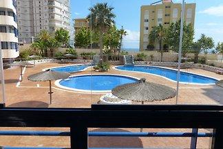 edificio turquesa beach calpe