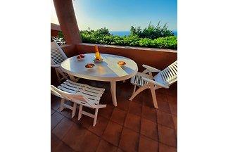 Le Pleiadi Costa Paradiso Sardinien
