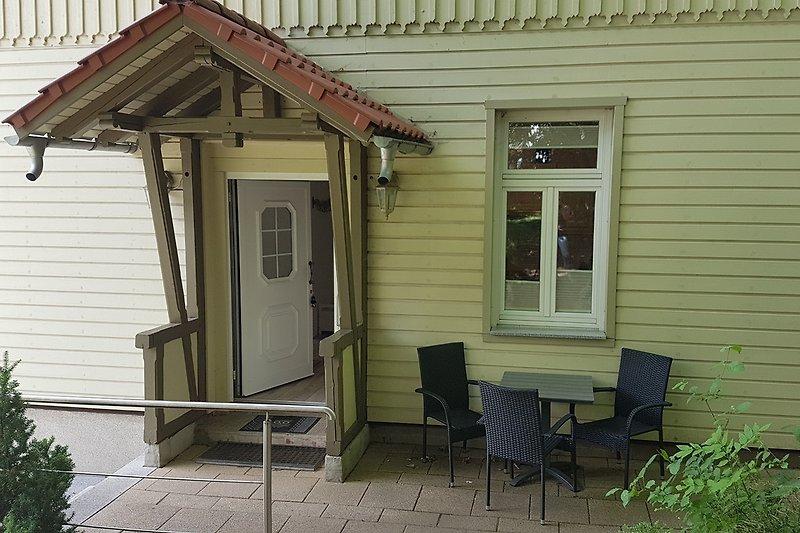 kleine Sitzecke, Eingangsbereich