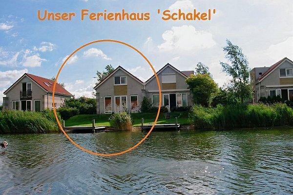 Maison Schakel am IJsselmeer à Makkum - Image 1