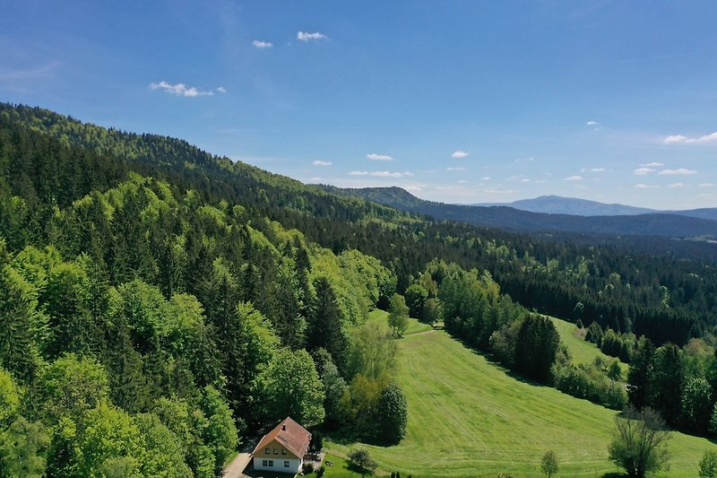 Lage Altes Forsthaus