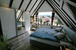 Luxus-Apartment mit wunderschönem P