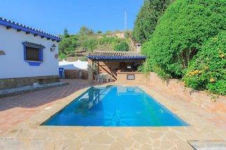 Andalusisches Landhaus mit Pool
