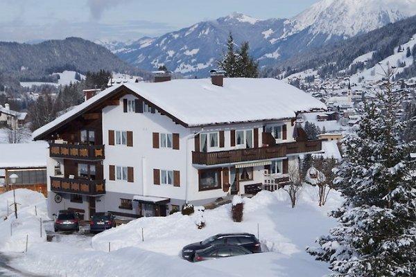 Haus Rüscher Fewo Typ1 à Hirschegg - Image 1