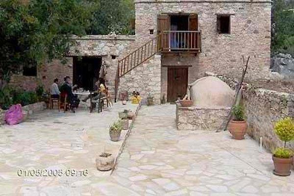 Haus PYRGAKI 1 auf Naxos en Paphos - imágen 1