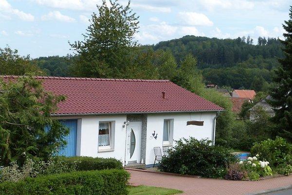 Ferienhaus am Gänserasen in Oberaula - immagine 1